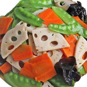 分类图片 Stir Fry Lotus Root Mix