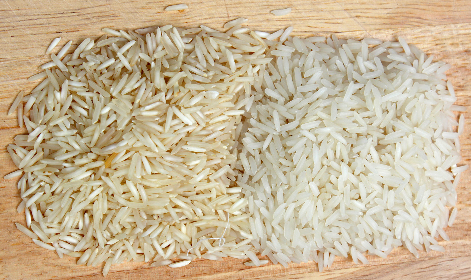 Indica White Rices