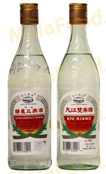 White Chinese Cooking Wines Without Salt