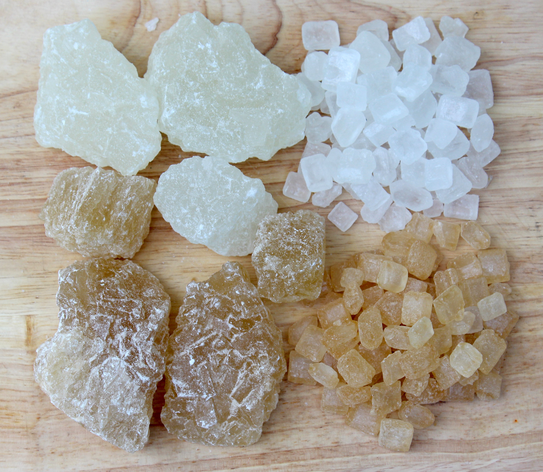 What Chinese Rock Sugar is