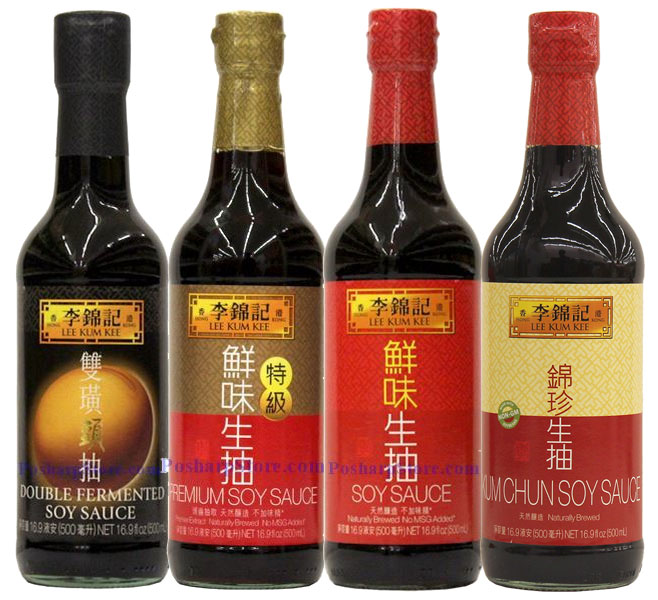 Lee Kum Kee Light Soy Sauces