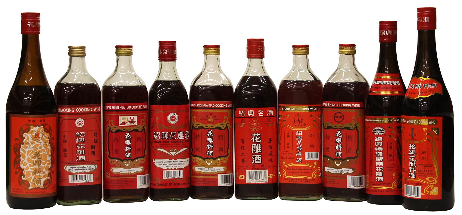 The Ultimate Guide to Chinese Cooking Wines